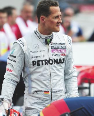 """Médico: Schumacher está """"deteriorado"""""""