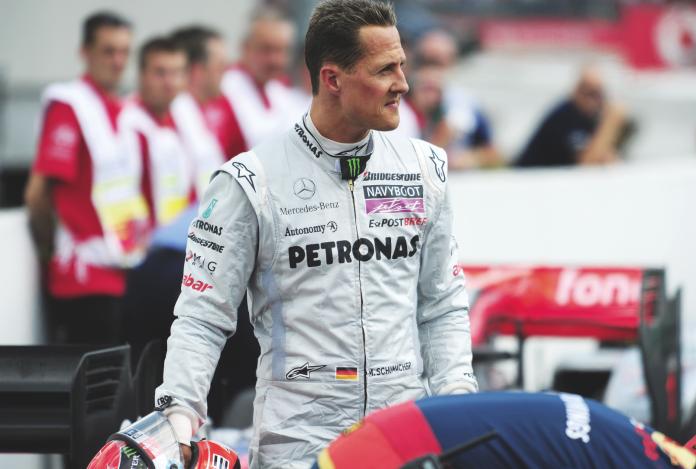 Jornal britânico diz que houve piora no estádo de saúde de Schumacher