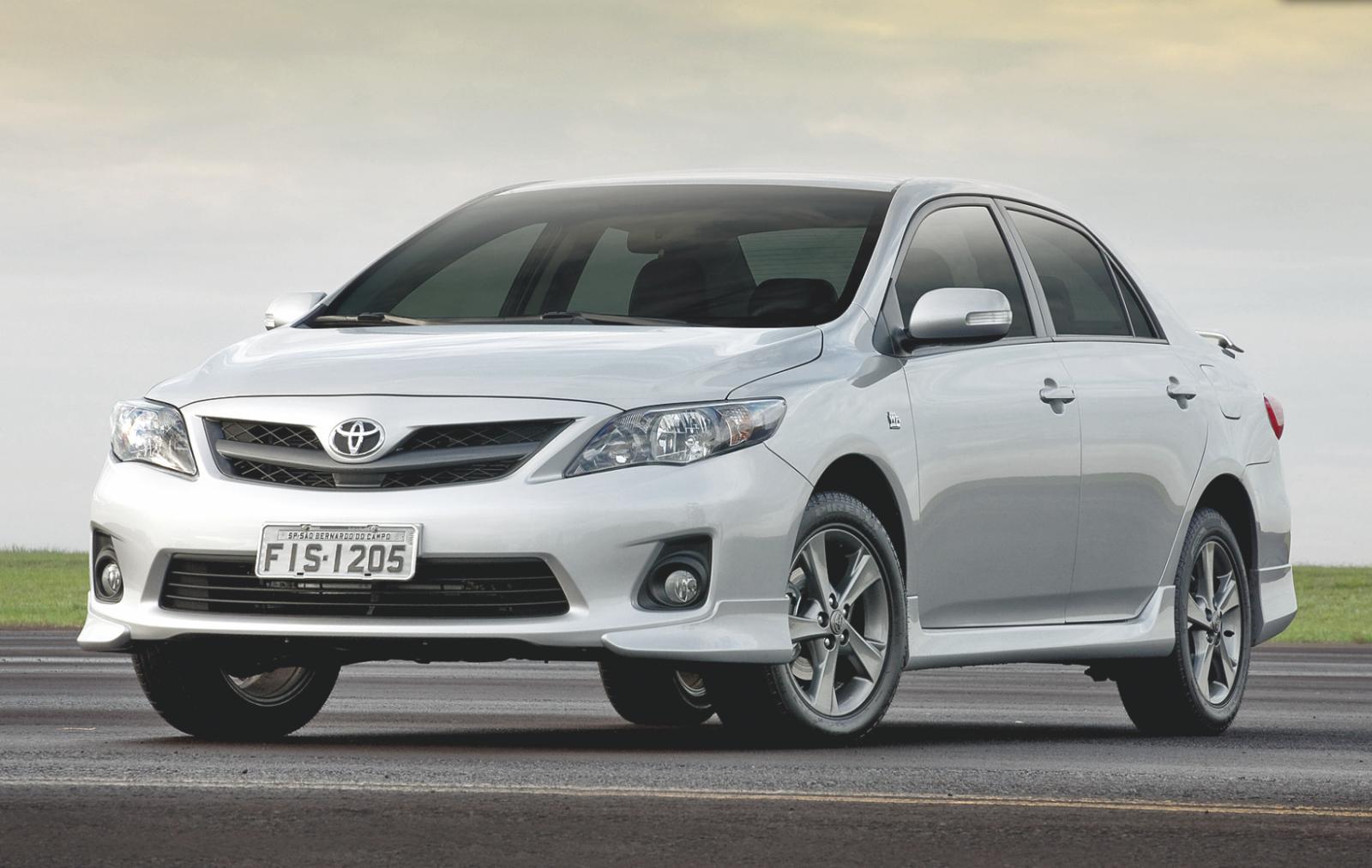 Toyota Corolla Xrs Sofre Recall Por Falha Em Airbag