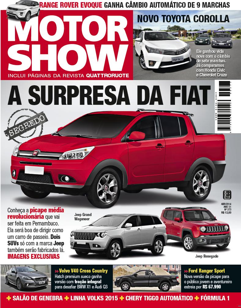 Edição 373 - Motor Show 438fc80b899c2