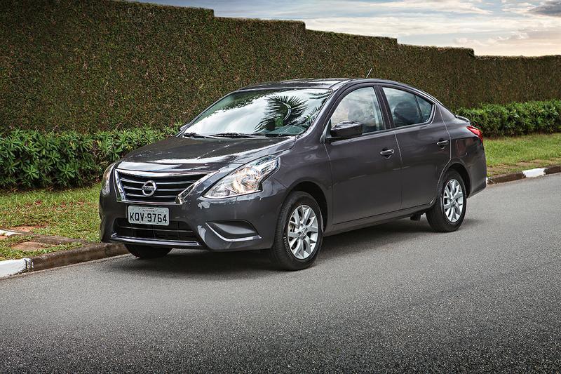 Nissan Versa estreia motor 3 cilindros 1.0 de 77 cavalos ...