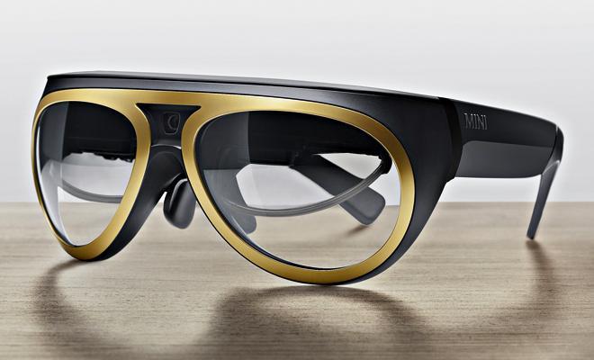 e6b593967 Os óculos da Mini - Motor Show