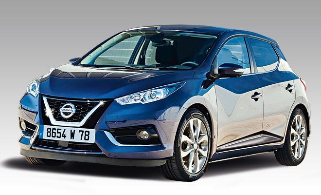 Novo Nissan March: evolução radical - Motor Show