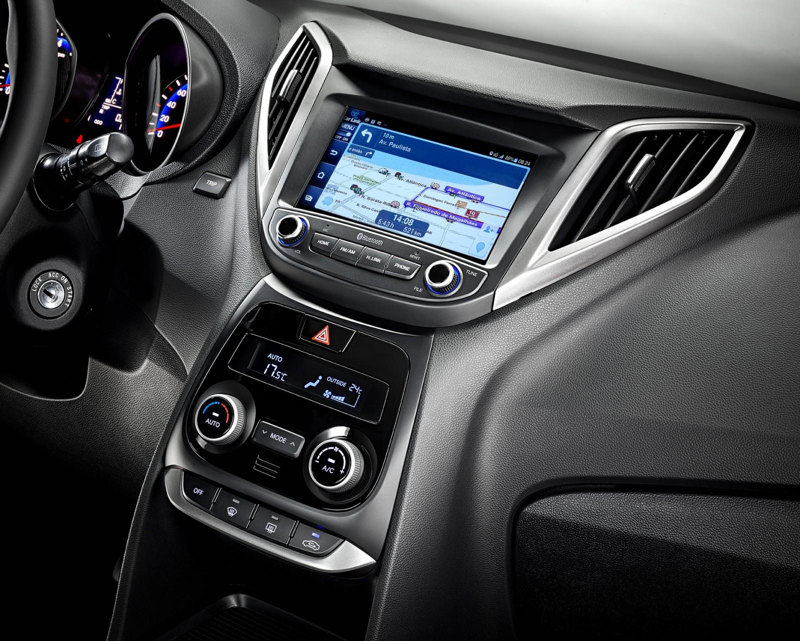 Hyundai Hb20 2016 Ganha Novo Visual E C 226 Mbios De Seis