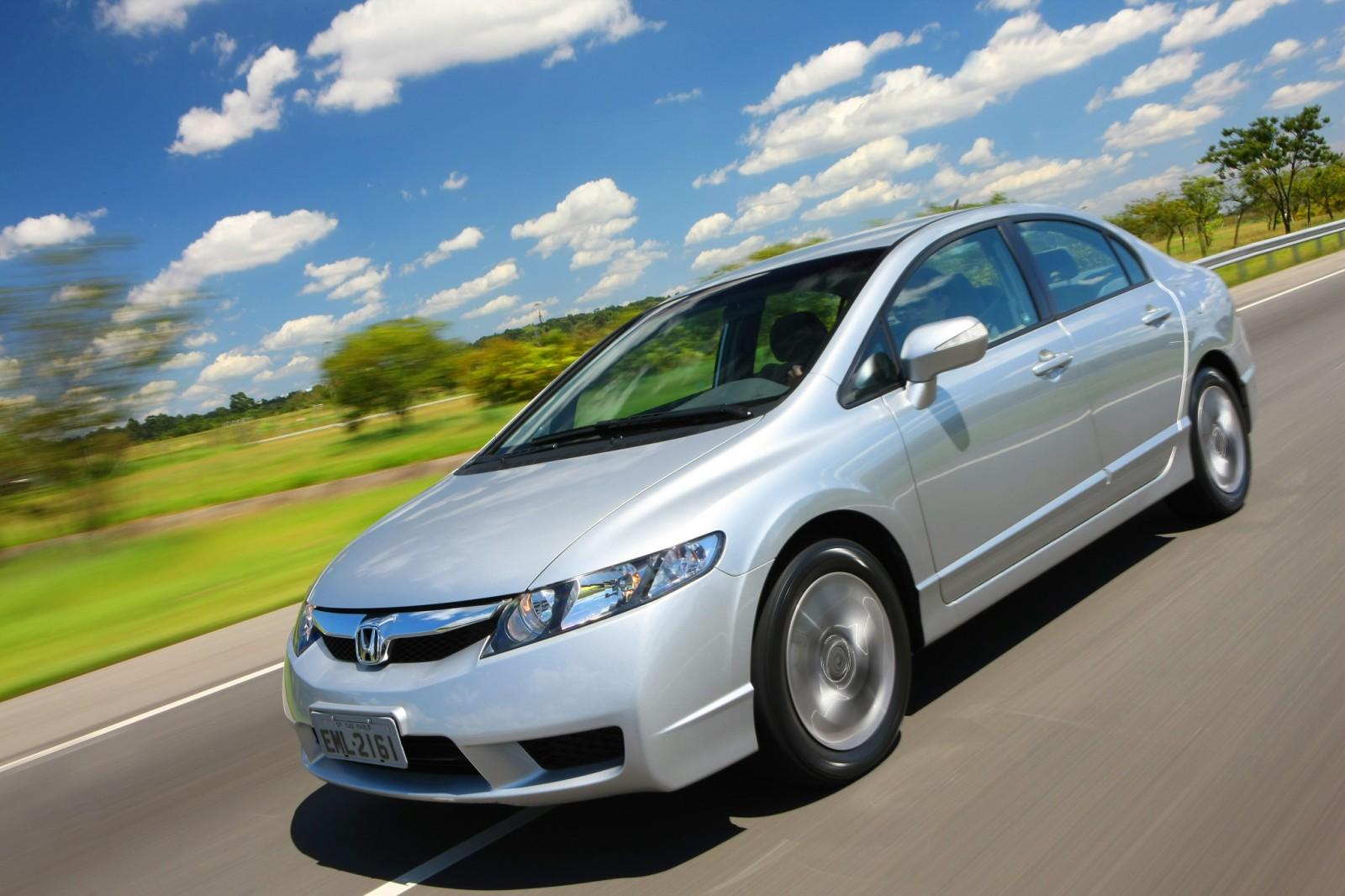Honda faz recall de cinco modelos por problema em airbag ...