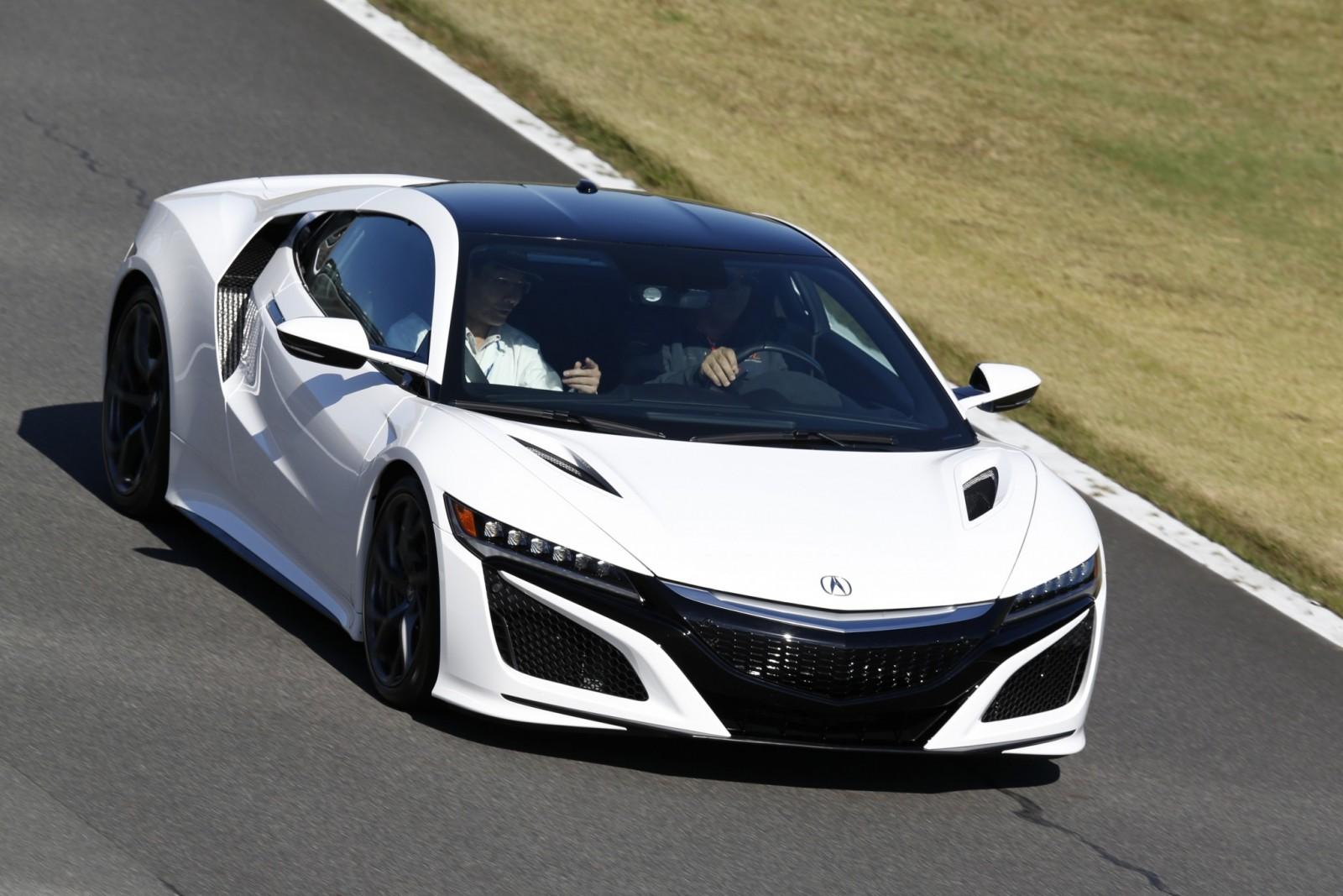 Honda Nsx Deve Custar Mais De R 1 2 Milhao No Brasil Motor Show