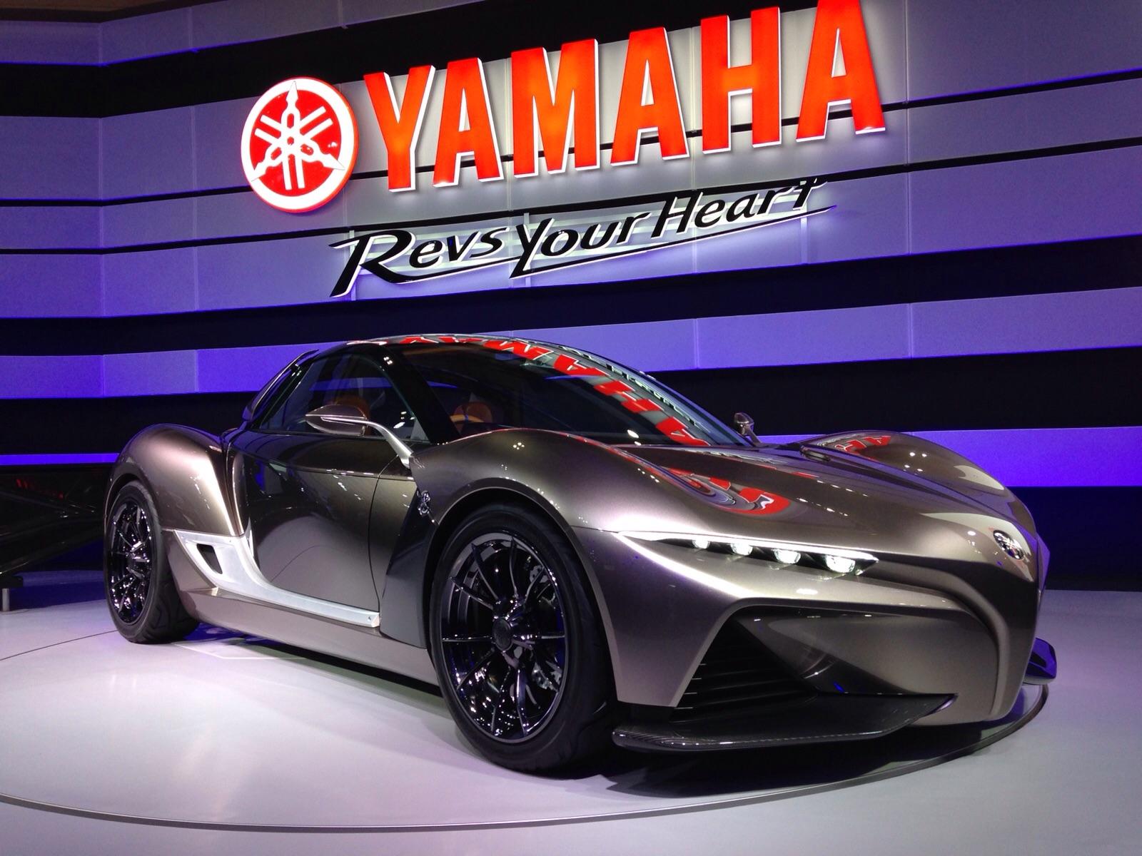 Yamaha carro da yamaha motor show sports ride concept proposta de esportivo leve da yamaha reheart Choice Image