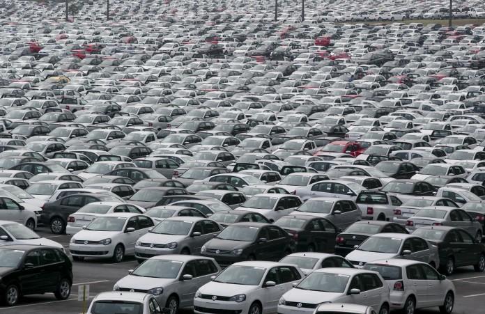 Preço do carro 0 km subiu 5% em maio