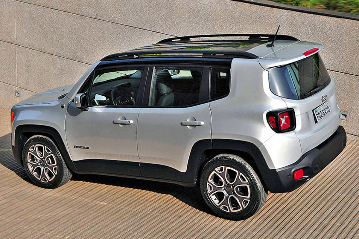 Ms Tr Renegade on 2016 Jeep Renegade Limited