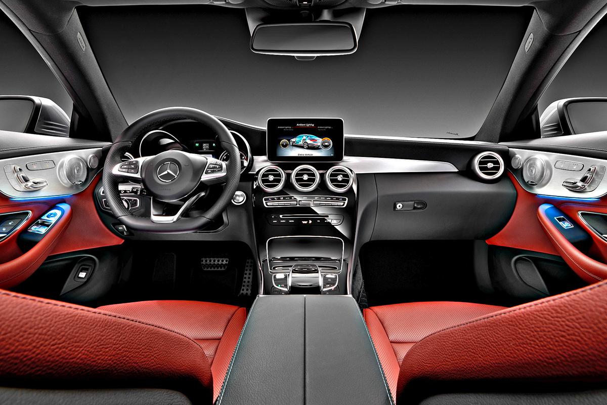 Avaliamos O Mercedes Benz Classe C Coup 233 Motor Show