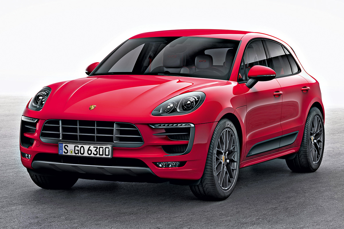 Avaliamos O Porsche Macan Gts Motor Show