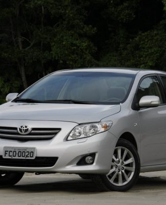 Toyota Corolla Sofre Recall Por Problema Em Airbag