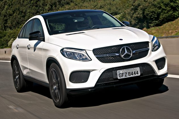 Mercedes GLE Coupé Vs. BMW X6: Feios, Mas Na Moda