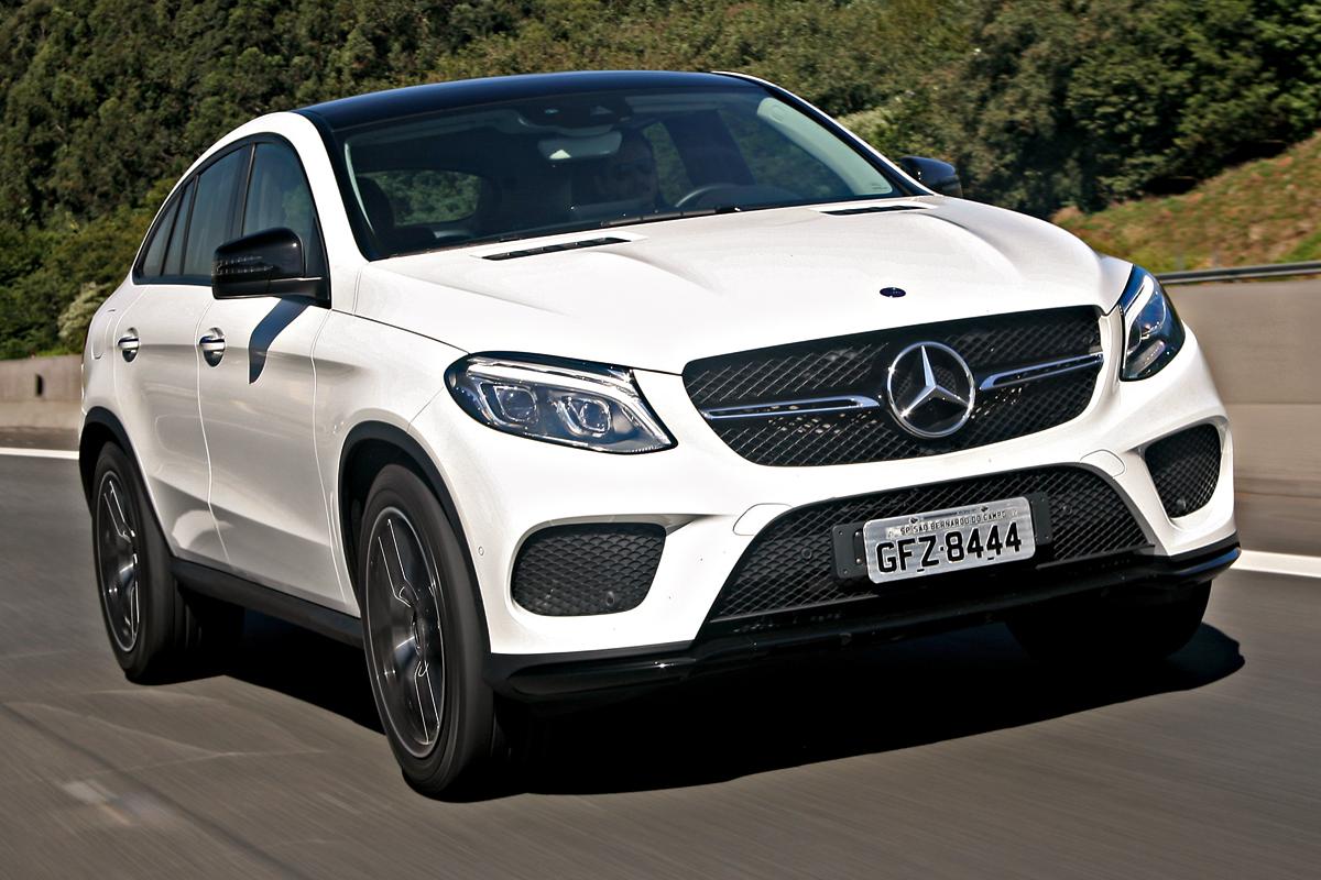 Mercedes Gle Coup 233 Vs Bmw X6 Feios Mas Na Moda Motor Show