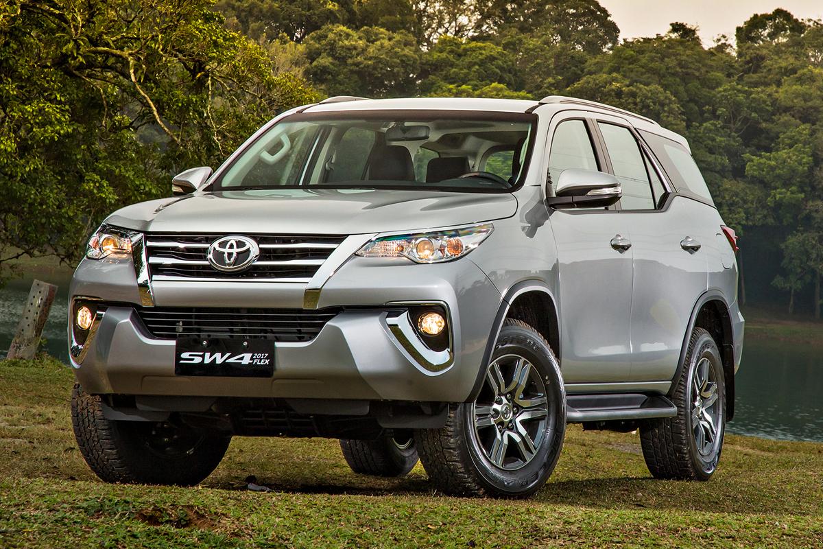 Os 20 crossovers e SUVs mais vendidos do Brasil em 2017 ...