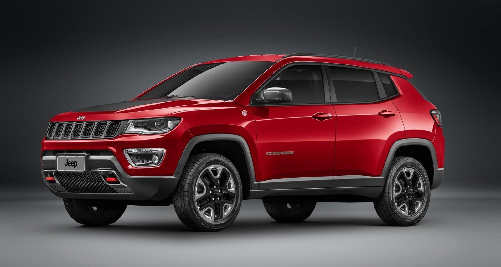 novo jeep compass chega ao mercado com preço abaixo de r$ 100