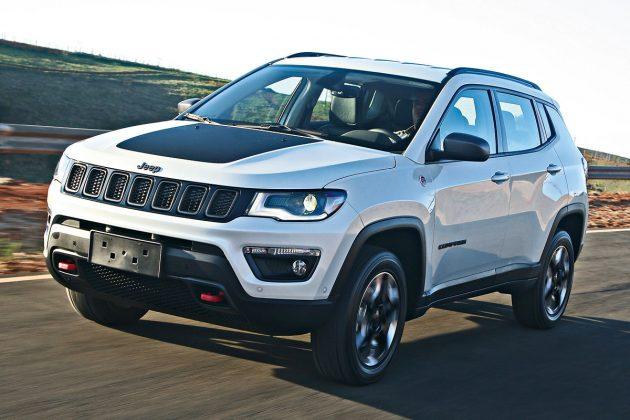 Avaliacao Jeep Compass Diesel Tem Cara De Aventura E Conforto De