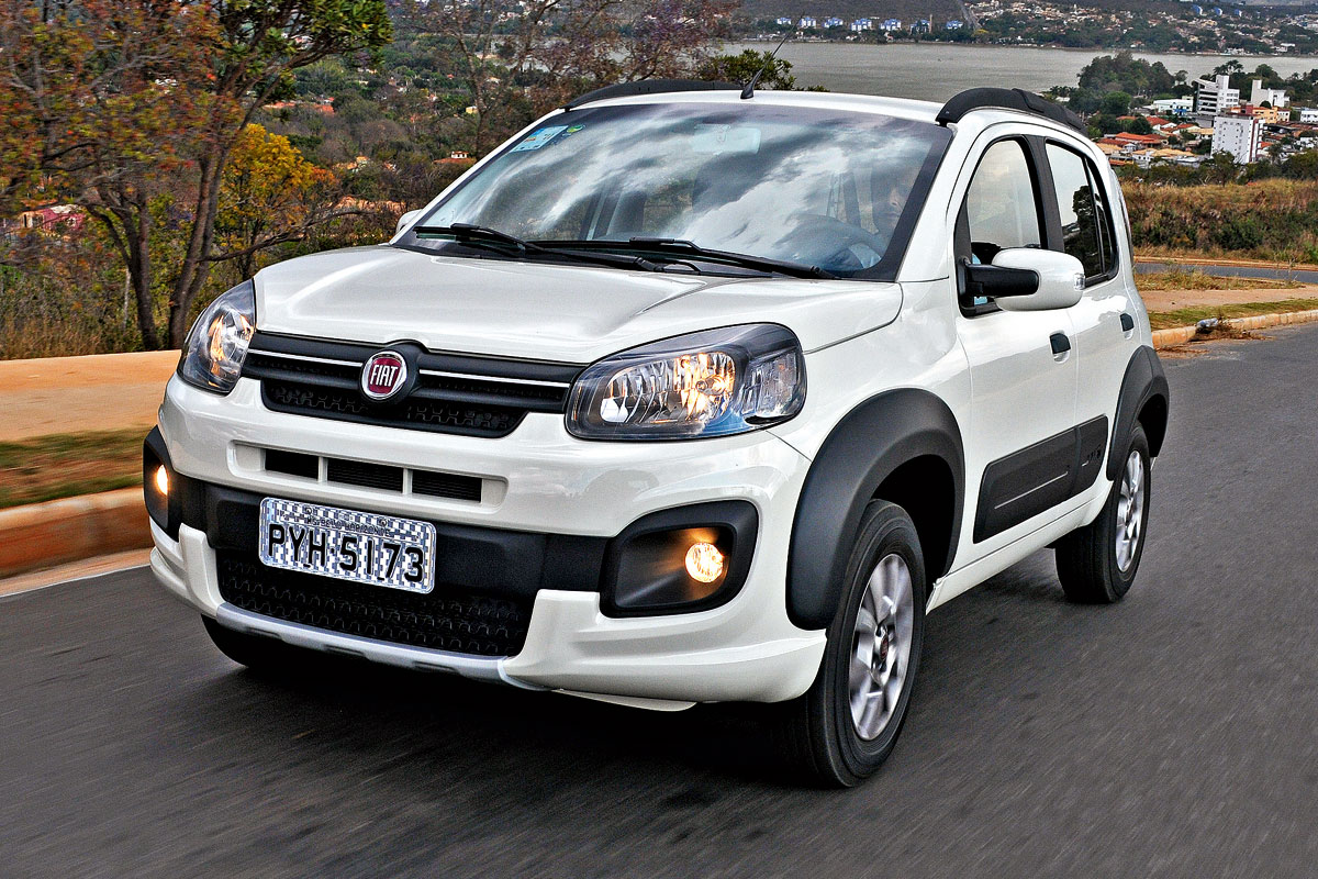 Avaliacao Fiat Uno Ganha Folego Com Novo Motor 1 3 Motor Show