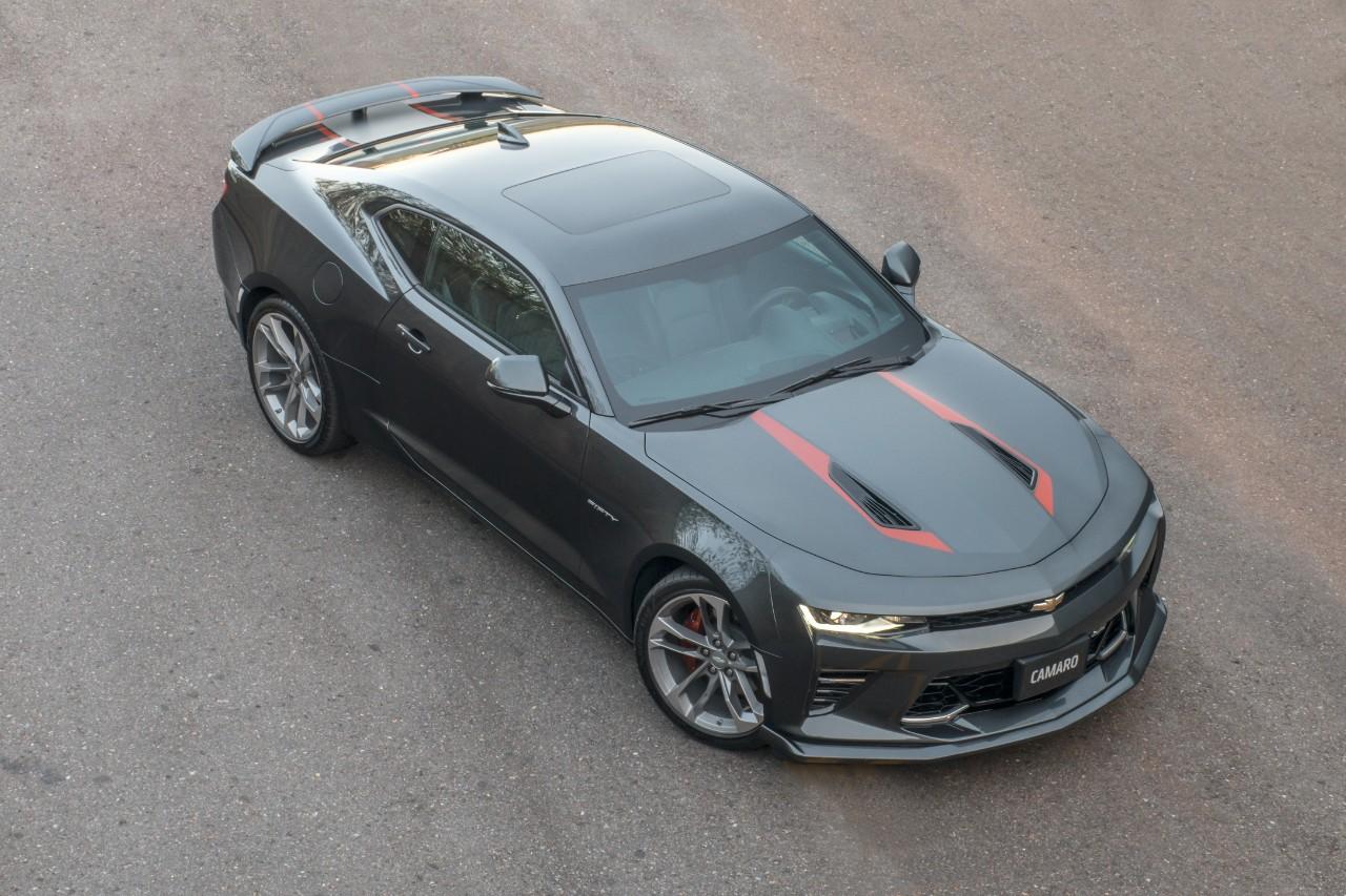 Novo Chevrolet Camaro já está à venda por R$ 297 mil ...