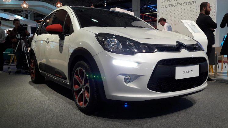 Citroën mostra Concept Aircross, C3 City Rider e elétrico ...