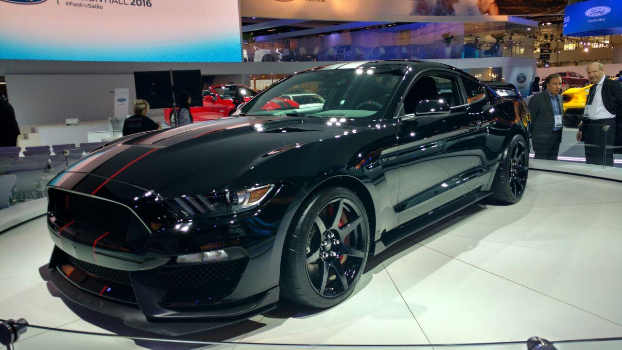 Confirmado Ford Mustang Chega Ao Brasil Em 2018 Motor Show