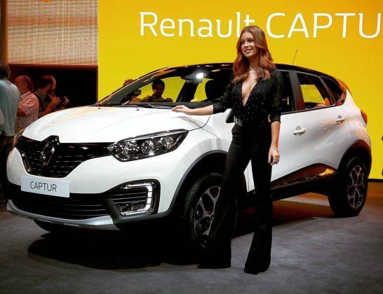 Feito No Brasil Renault Captur J 225 233 Vendido Na Argentina