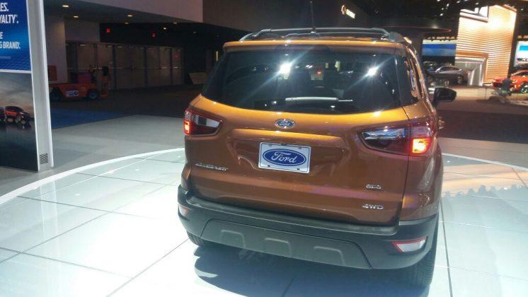Ford EcoSport estreia novo visual até o fim do ano... com ...
