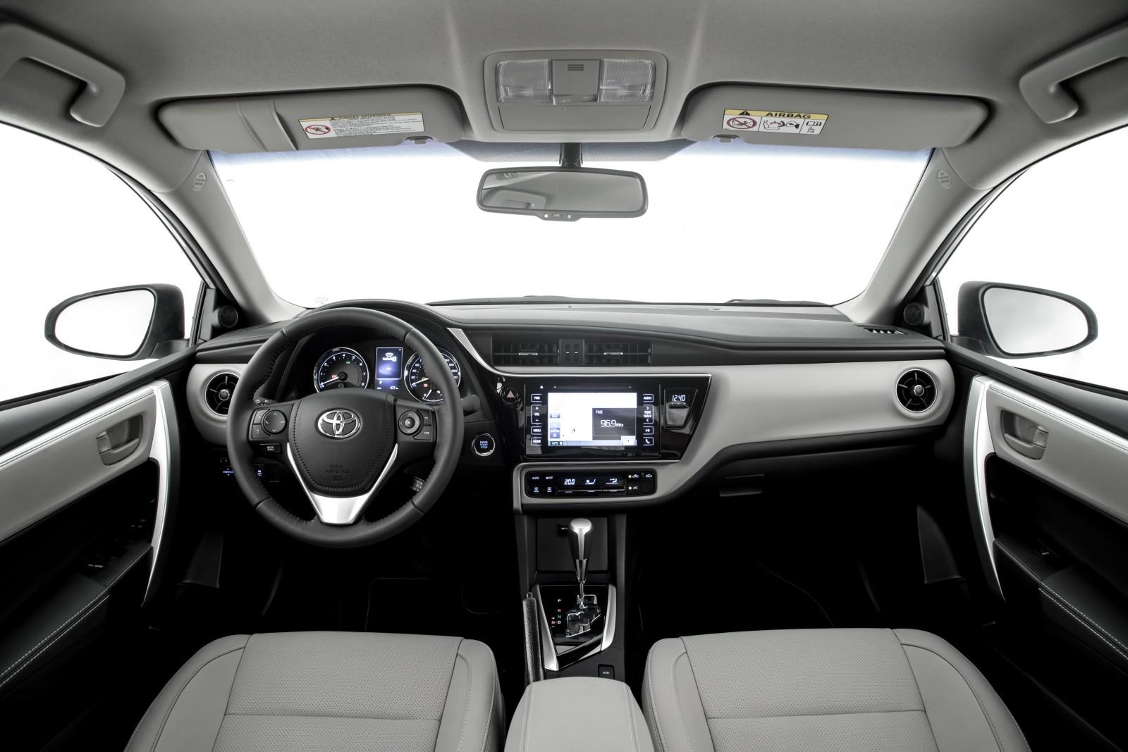 Com Novo Visual Toyota Corolla 2018 Chega A Partir De R