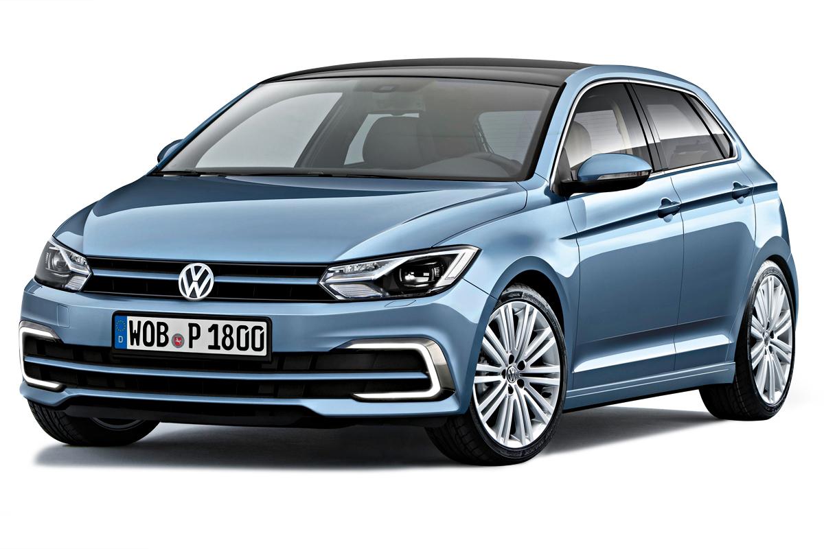 Novos Detalhes Dos Volkswagen Polo E Virtus Motor Show