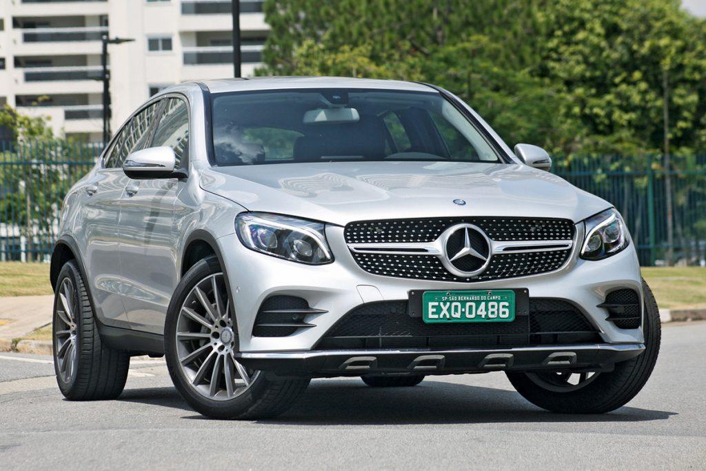 Avaliação: Mercedes GLC Coupé é Mistura Estranha, Mas Com Resultado Feliz