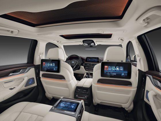 Novo Bmw S 233 Rie 5 Ganha Vers 227 O Longa Para Os Chineses Motor Show