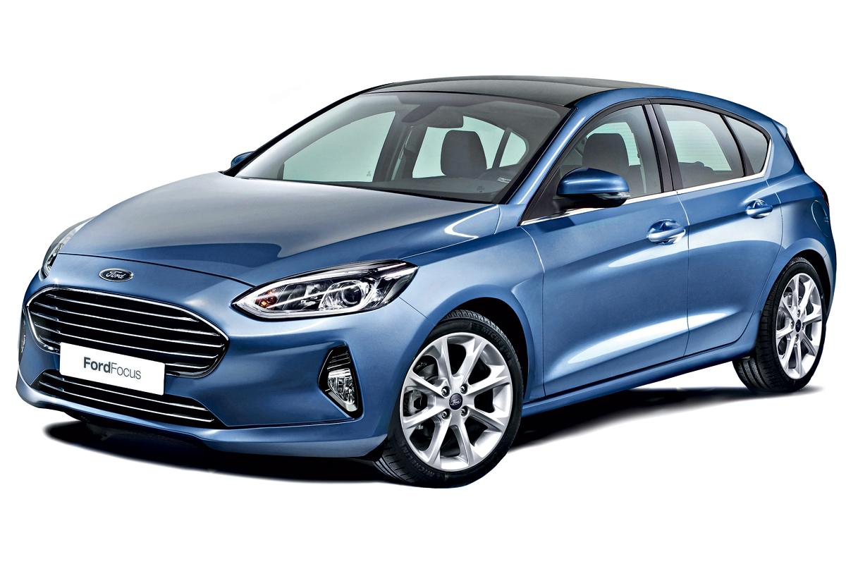 Novo Ford Focus 2018 >> Depois de Fiesta e EcoSport, é a vez do novo Ford Focus - Motor Show