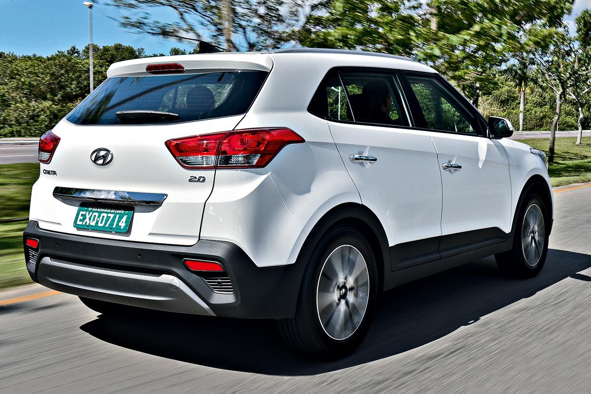 Avaliação: Hyundai Creta 2.0 é um carro correto, mas que ...