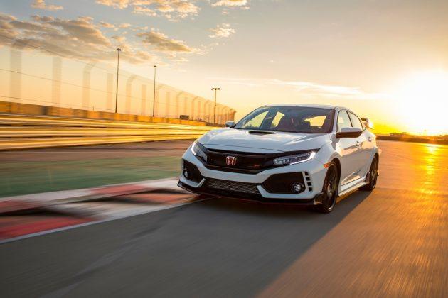 Honda Civic Type R Chega Aos EUA Pelo Equivalente A R$ 111 Mil