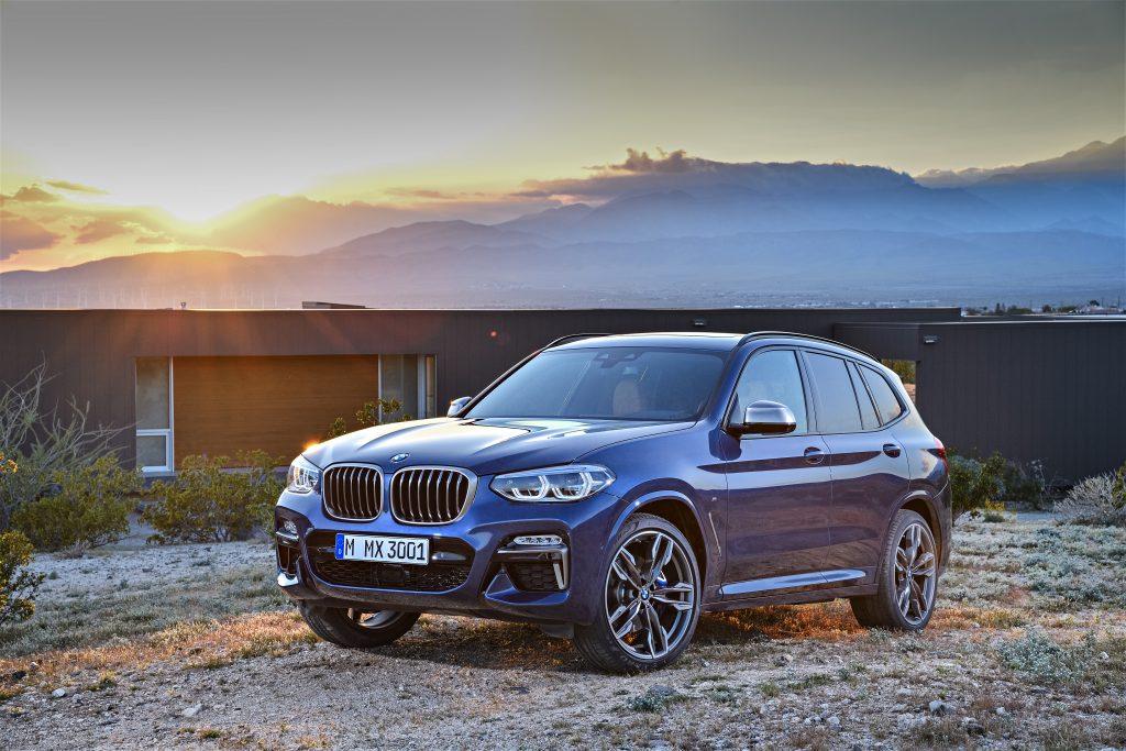 BMW inicia produção do X3