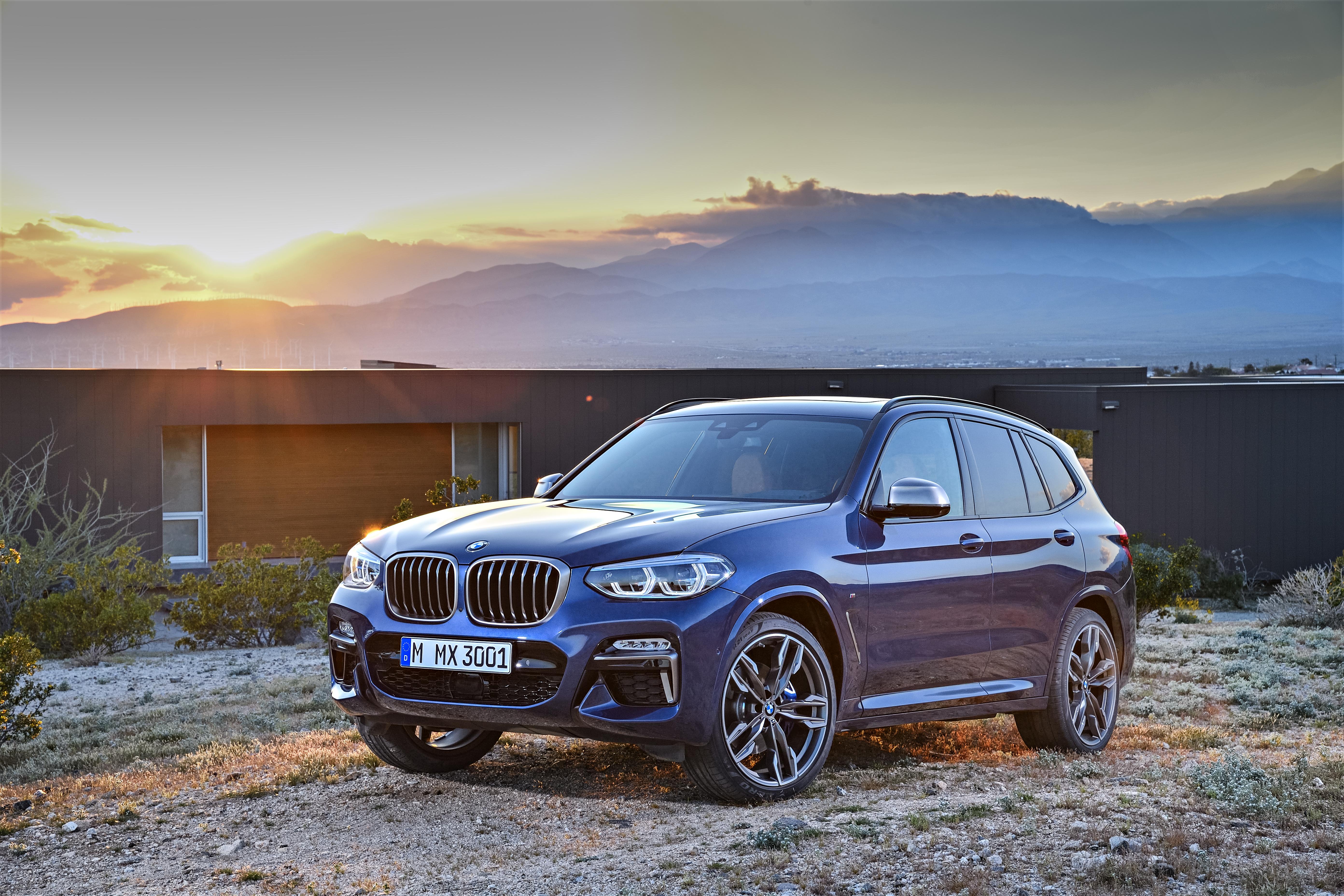 BMW anuncia pré-venda da nova geração do X3 no Brasil