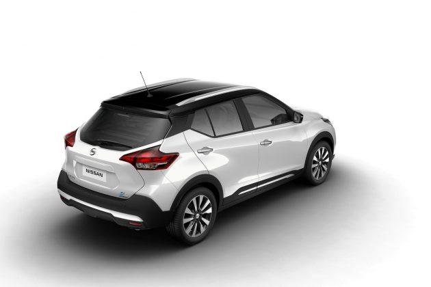 Nissan Kicks passa a ser fabricado no Brasil e ganha mais ...