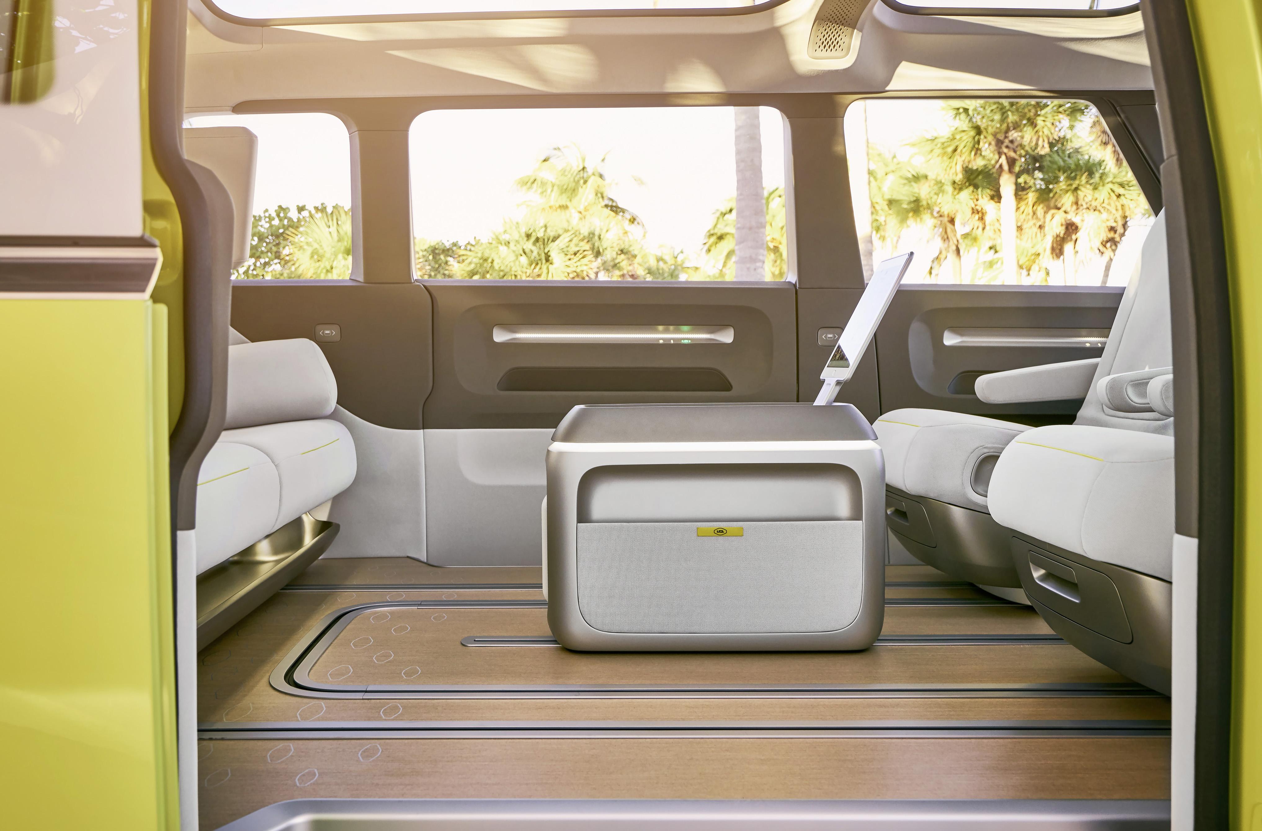 Nova Kombi, Volkswagen I.D Buzz tem produção confirmada ...