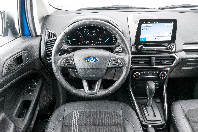 Ford Ecosport 2018 Vers 245 Es E Equipamentos Motor Show