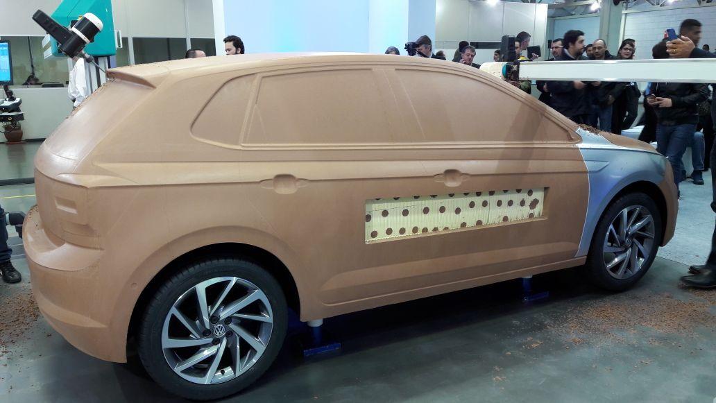 Novo VW Polo  versões 239ad8dda93