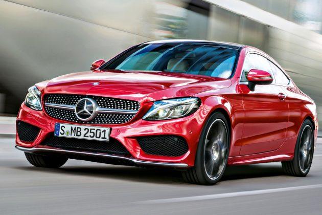 Marvelous Avaliação: Mercedes Benz C 250 Coupé Sport é A Escolha Certa Para Rodar Com  Estilo