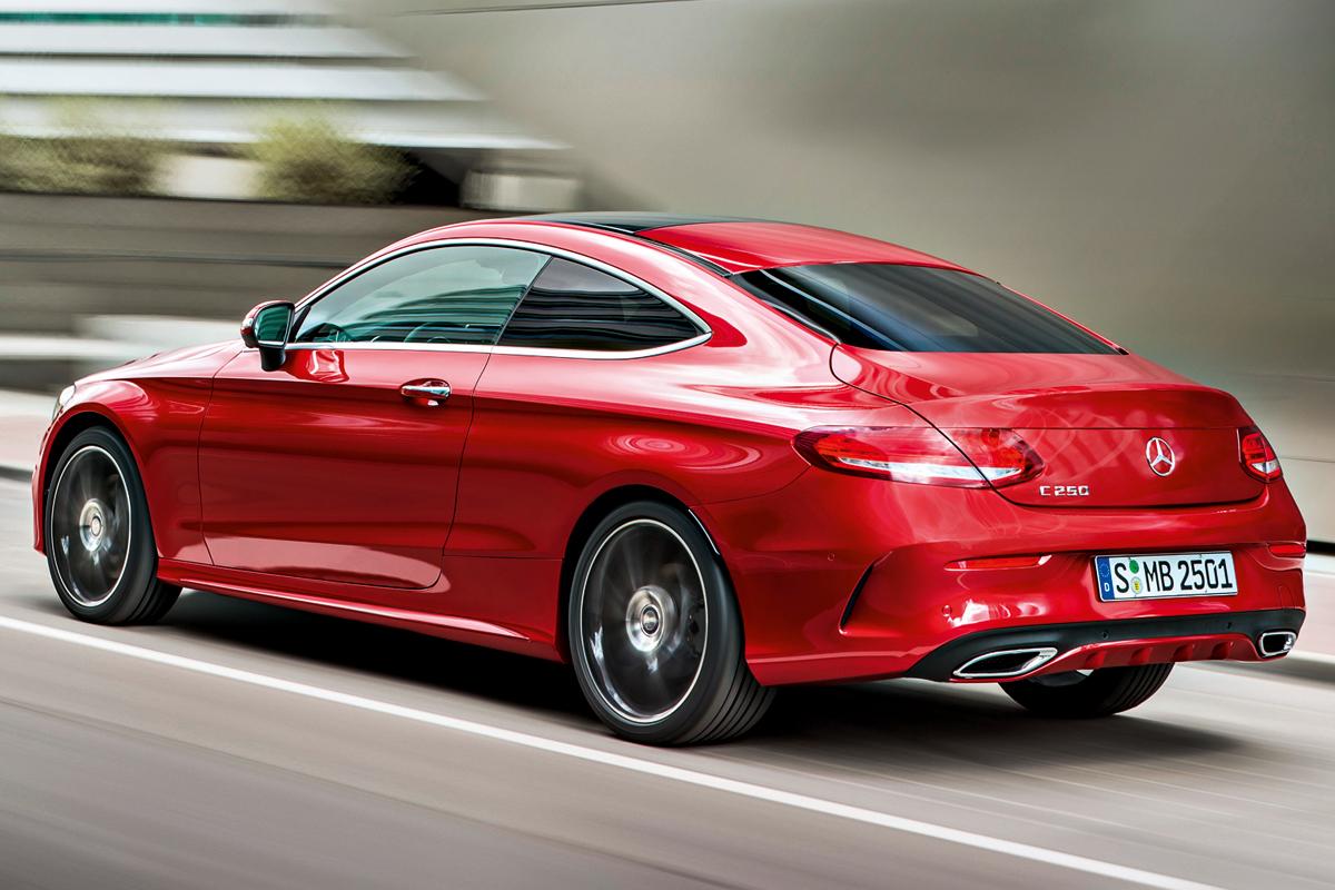 Avalia o mercedes benz c 250 coup sport a escolha for Mercedes benz e 250