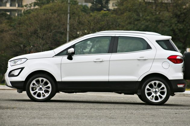 Comparativo Ford EcoSport Vs Honda HR V E Jeep Renegade