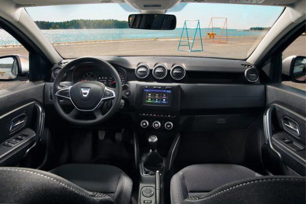 Interior Do Novo Renault Duster é Revelado Em Frankfurt