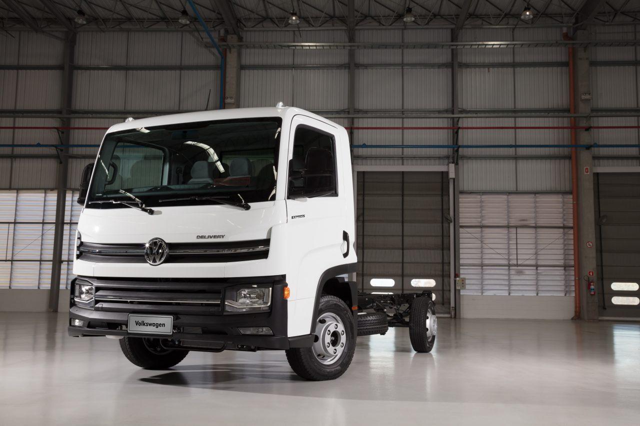 Vw Delivery Express Pode Ser Dirigido Com Cnh B Motor Show