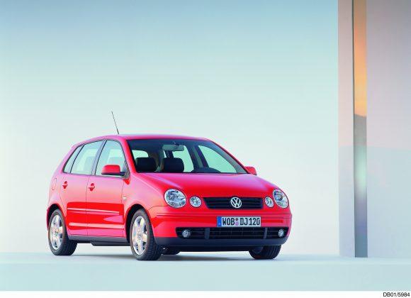 4ª geração  2002 — 2009 (Europa) e 2002 — 2014 (Brasil). VW Polo 4ª geração a6d74e6d0d5c0