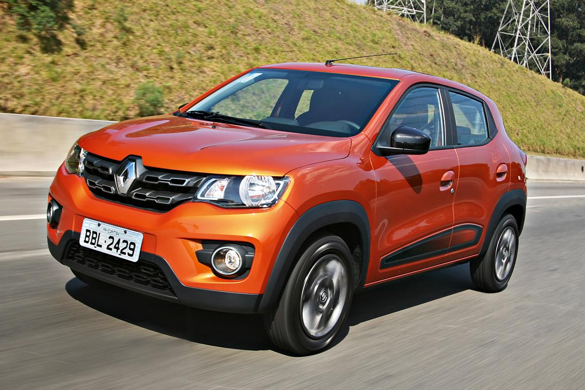 Renault Kwid sofre recall por problemas no freio e tubo de ...