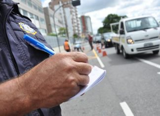 Contra proibiu aplicação de multas a partir de radar escondido
