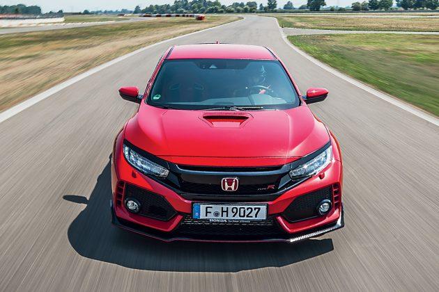 Avaliação: Honda Civic Type R, Um Japonês Endiabrado
