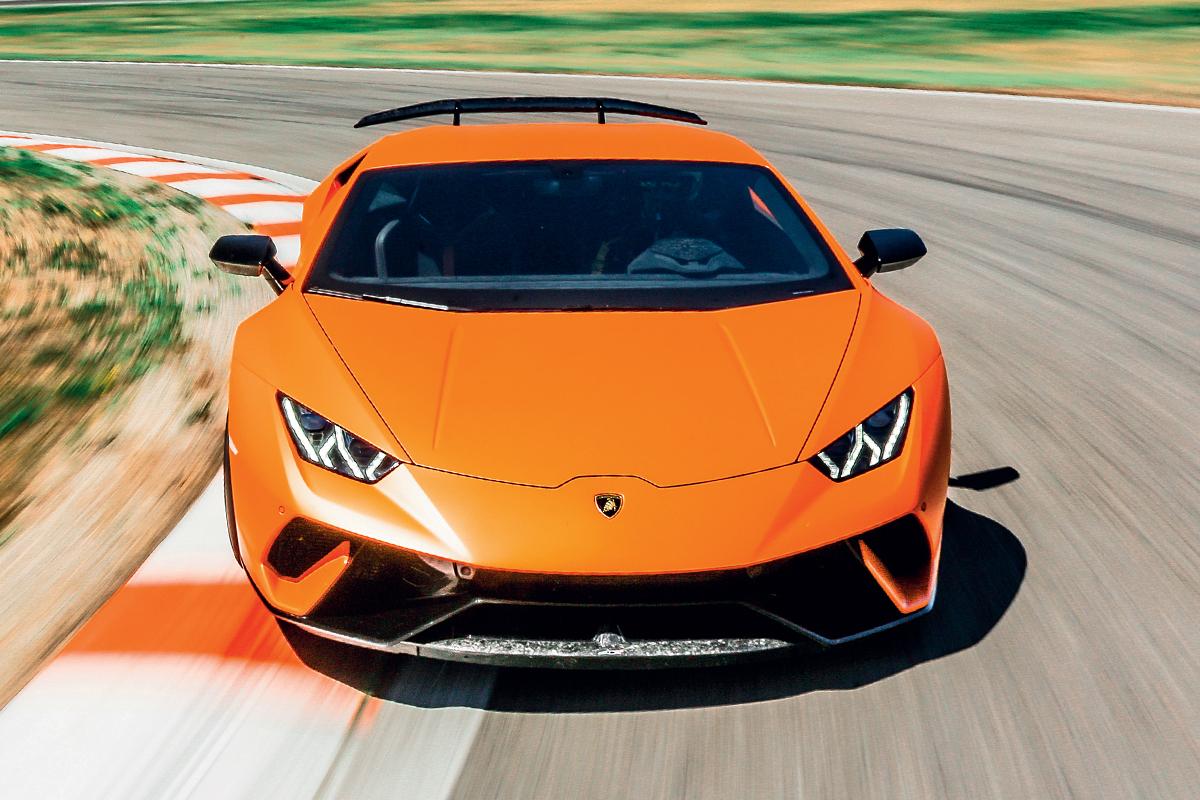 Avaliação: Lamborghini Huracán Performante Bate Recorde Na Pista Da  Quattroruote   Motor Show